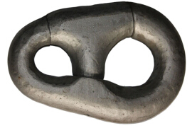 Pear Shaped Detachable Connecting Shackle